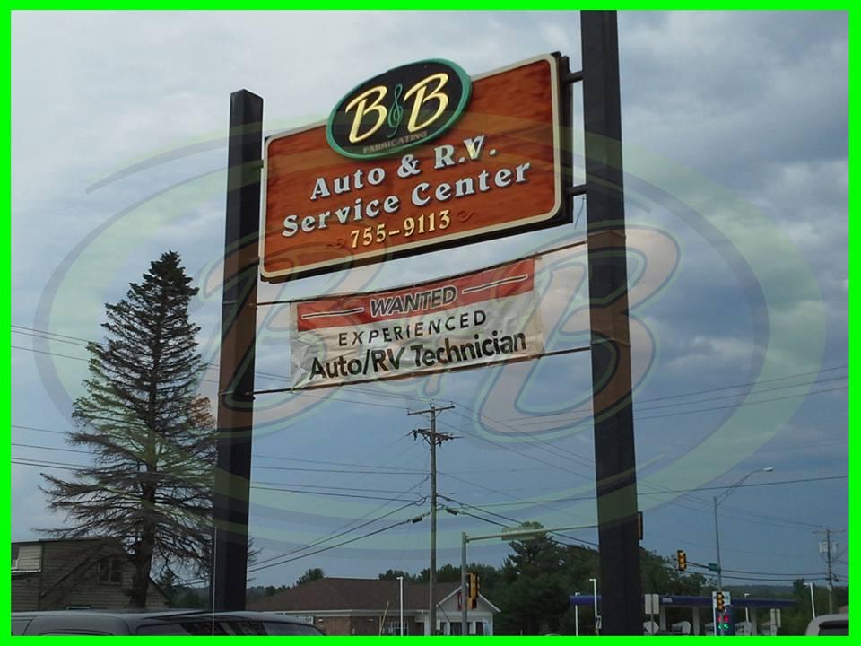 B&B Auto & R.V. Service Center